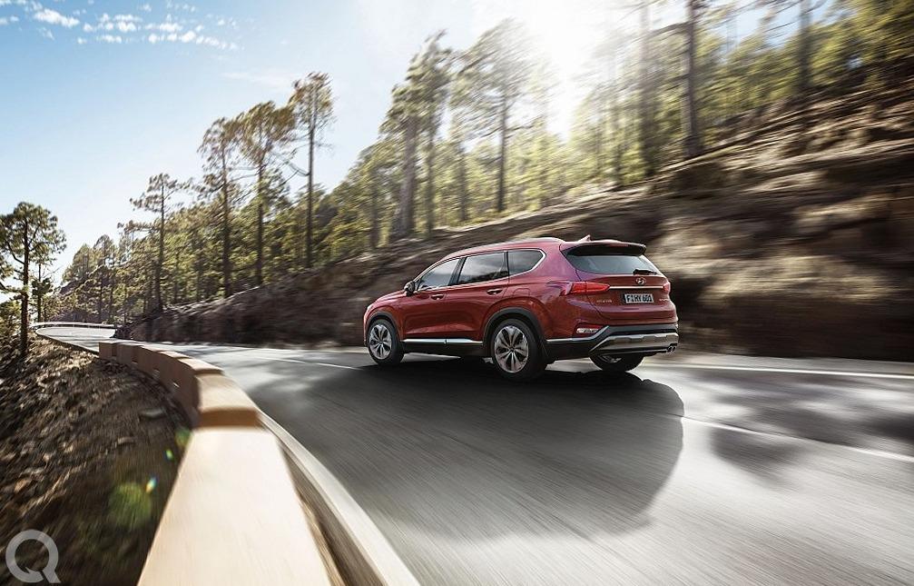 Новое поколение Hyundai Santa Fe. Ради пассажиров