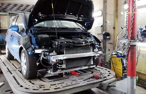 Ремонт корейских автомобилей